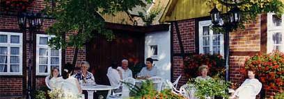 Gasthaus zur Linde Oesingen Biergarten