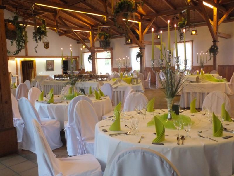 Gasthaus zur Linde Oesingen Festsaal Hochzeit