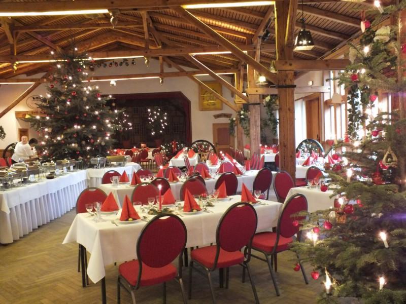 Gasthaus zur Linde Oesingen Festsaal Weihnachten